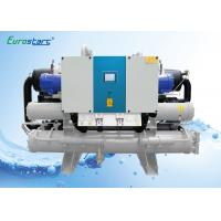 Hanbell Screw Compressor Water Cooled Water Chiller For Indoor Installation
