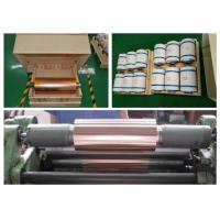 Buy cheap Electric Radiator Rolled Copper Foil More Than 150 MPa Tensile Strength product