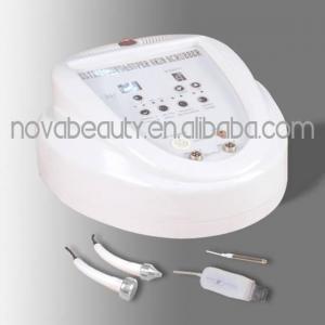 Machine de massage facial d'ultrason d'épurateur de la peau NV-233