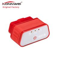 China Small Live Data Scanner Diagnostic Tool Wifi Elm327 Compatible Scan Tool on sale
