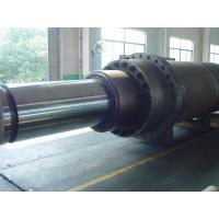 Buy cheap 1500mm Custom Aluminum Hydraulic Hoist Cylinder With Small Air Viscosity product