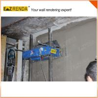 Buy cheap SS304 Toothed Pipes Mortar Plastering Machine 1350*700*500MM product