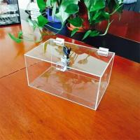 Buy cheap Transparent acrylic box acrylic candy box and gift box product