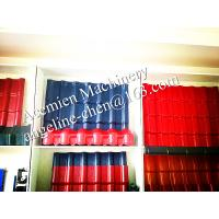 Buy cheap plastic PVC multi-colors and patterns glazed roof tile product
