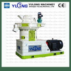 1-1.5 T/H XGJ560 YULONG Eucalyptus wood pellet machine
