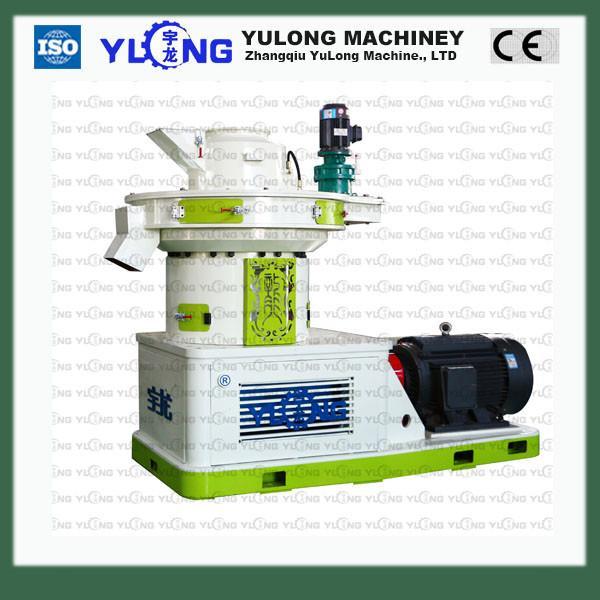 Quality 1-1.5 T/H XGJ560 YULONG Eucalyptus wood pellet machine for sale