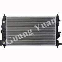 Quality Aluminum Core GMC Radiator Replacement For Chevrolet Curze Anti Corrosion DPI for sale