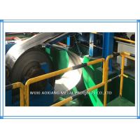 Buy cheap 316 Stainless Steel Coil / Stainless Steel Strip Coil For Building Material product
