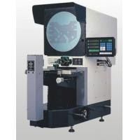 Buy cheap Ф400mm Horizontal Profile Projector 0.005 Mm Resolution Optical Comparator Accuracy product