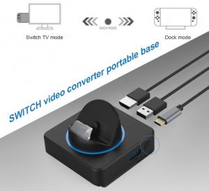Buy cheap Switch fast charger and dock compatible with Nintendo Switch product