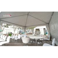 Buy cheap 50m Width Second Hand Marquee For Magic Show With Clear Span / White Marquee Tent product