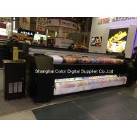 China Most Popular Roll To Roll Automatic Textile Printing Machine Continuous Ink Supply on sale