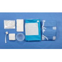China Angiography Flexible Wrapping Surgical Packs Consumables With Tube Cover on sale