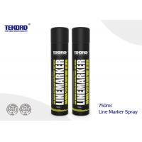 Buy cheap Line Marker Spray Paint Toluene Free And CFC Free For Highlighting & Marking Out Areas product