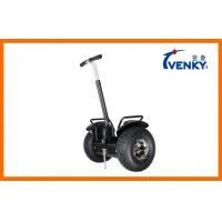 Buy cheap 72V Li ion Battery Two Wheel Stand Up Electric Seg Scooter Brushless Motor product