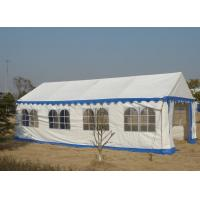Buy cheap Good Permeability Wedding Canopy Tent With 10 Pieces Arched Plastic Windows product