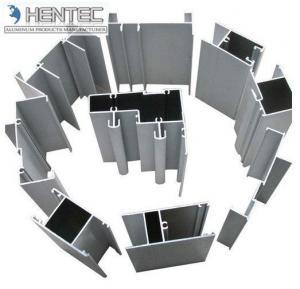 Buy cheap Powder Painted Aluminium Door Profiles For Deep - Processing product