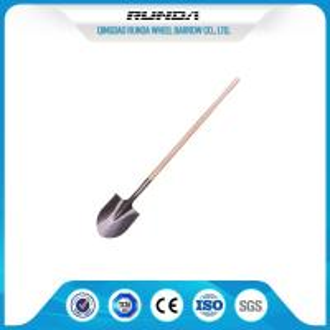 Buy cheap Farming Flat Spade Shovel/ Head Shovel Hardwood Handle Railway Steel Material product
