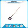 Buy cheap Farming Flat Spade Shovel/ Head Shovel Hardwood Handle Railway Steel Material from wholesalers