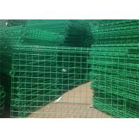 Buy cheap Ornamental Double Loop Steel Wire Fencing / Decorative Wire Mesh Security Fencing product