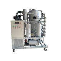 China Vacuum Dehydrator Oil Purification System , Transformer Oil Regeneration Plant on sale