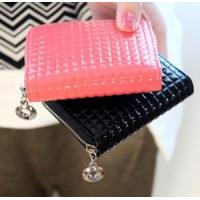 Quality colorful coin purse with zipper for sale