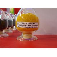 Buy cheap 100% Purity Permanent Fabric Dye Reactive Brill Yellow PE C I Yellow 85 P-type product