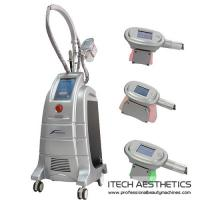 China Vacuum Coolsculpting Cryolipolysis Slimming Machine For Fat Loss / Weight Reduction on sale