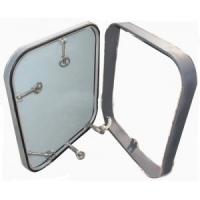 Buy cheap Marine Vessel Boat Hatch Window Opened Type Aluminum Boat Windows product