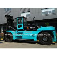 Buy cheap ISUZU Engine Lifted Diesel Trucks Sinomtp FD330 Forklift Lifting Equipment product