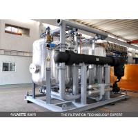 Back wash control Industrial Filtration System / oil filtration system