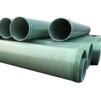 Buy cheap Fiberglass pipe GRP pipe DN100mm from wholesalers