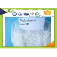 Quality USP Test Acetate / Testosterone Acetate Anabolic Steroid Body Supplements for sale