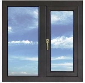 Buy cheap Outward Opening Aluminium Casement Windows Waterproof Hollow Glass product