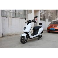 Buy cheap 48V 20AH 1200W Street Legal Electric Road Scooter 350 - 500 Charging Cycles from wholesalers