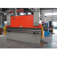 Buy cheap Hign Speed Steel Bending NC Press Brake Machine With Estun E21 NC Control product
