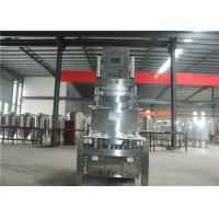 China Double Head Beer Keg Machine on sale