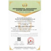 East Amusememt Equipment Co., Ltd Certifications