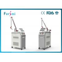 Buy cheap Professional Freckles pigment age spots removal beauty machine Pulse rate 1-10hz Spot diameter 0.7-8mm product