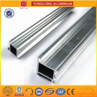Buy cheap Heat Insulating Aluminum Heatsink Extrusion Profiles Sound Insulation product