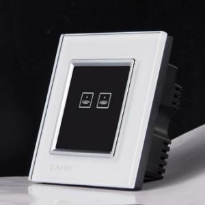 Buy cheap commutateur de contact de 2 bandes et commutateur électrique de mur product