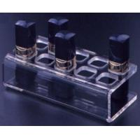 Quality Beautiful Shape Acrylic Lipstick Display Stand With Competitive Prices for sale