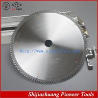 Buy cheap 10'' saw blade for aluminum from wholesalers