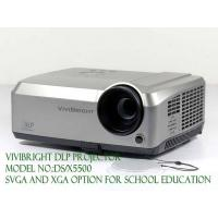 Quality DLP Projector with 2500 Lumens and 800*600 for Education for sale