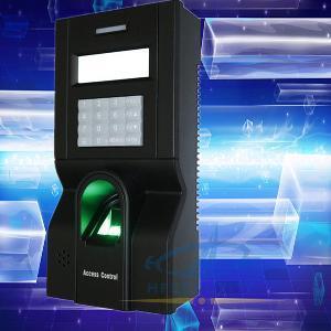 Buy cheap Fingerprint+Password Door Access Control Terminal with Keypad (HF-F8) product