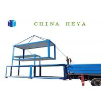 Buy cheap Anti Wind Expandable Container Homes , Pre Made Container Homes Waterproof product
