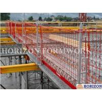 Buy cheap Multifunctional Temporary Handrail Brackets 1.5m Height For Safety Protection product