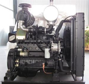 Buy cheap Construction Stationary Diesel Engine Cummins 6BTA 5.9 For Water Pump Set product