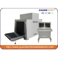 Buy cheap Large Size Security Baggage Inspection System , 80*65cm Tunnel X ray Machine For Airport product