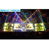 Quality High Definition Indoor Rental LED Display 3.91mm Physical Pitch for Stage Car for sale